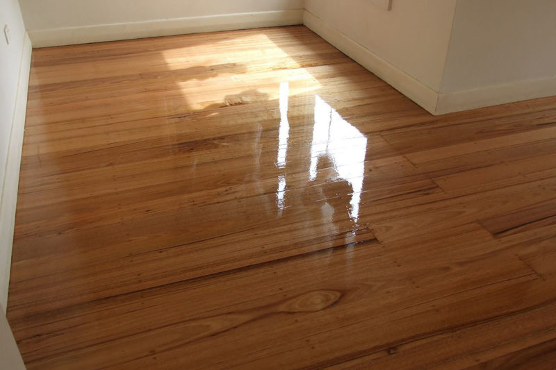 Oil Vs Water Base Refinishing American Trust Flooring