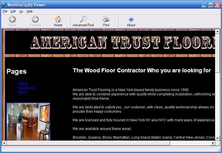 wood floor ny screenshot